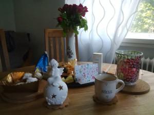 Frühstart in den Geburtstag