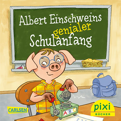 Albert Einschwein ist bald da!